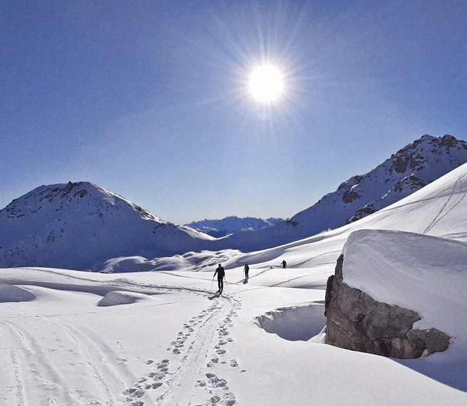 En ski de rando sur les massifs méconnus des Hautes-Alpes - 2