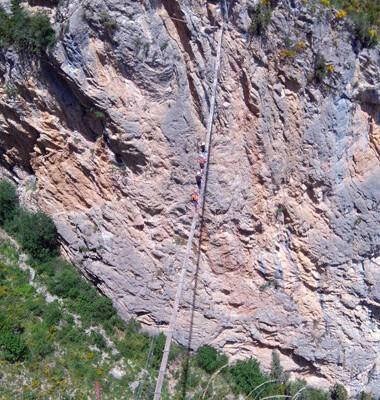 Via Ferrata Hautes-Alpes