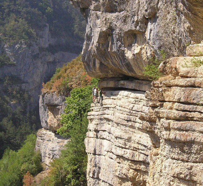 Aventure rocheuse et vertigineuse - 2