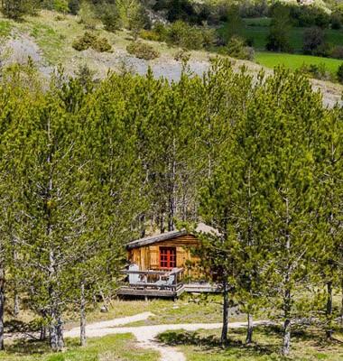 Cabane Baronnies Provençales