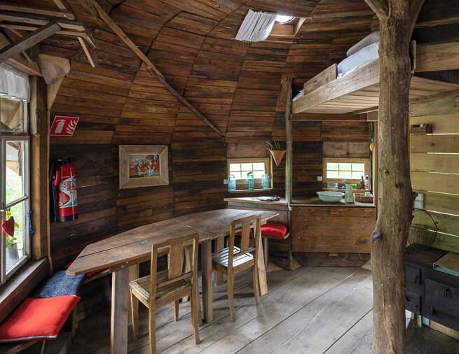 Calme & Enchantement en cabane - 3