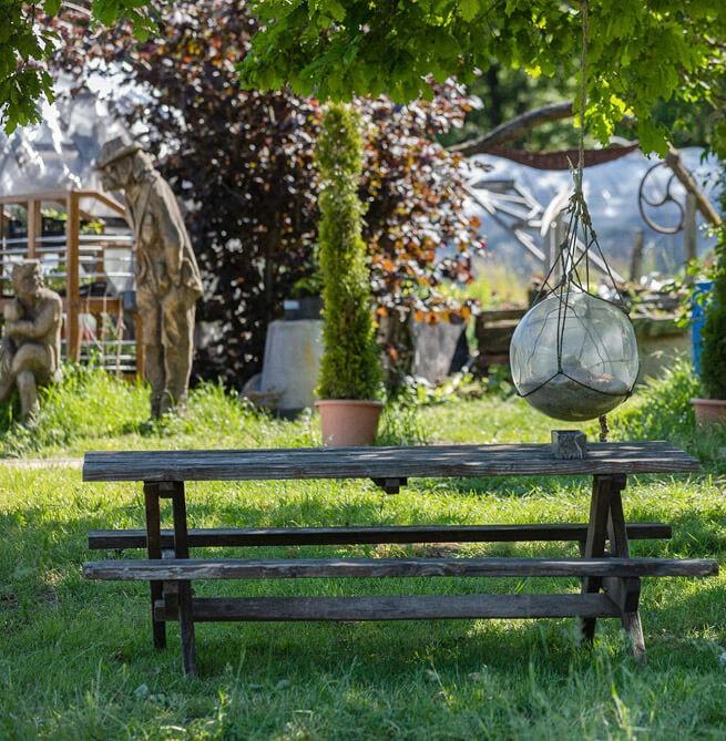 Une cabane magique pour un retour en enfance et à la nature - 2
