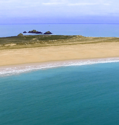 Hebergement insolite en Bretagne