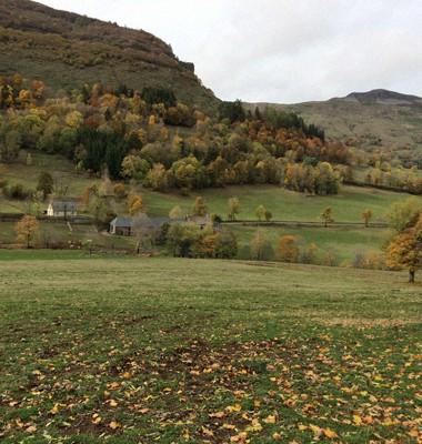 Cantal, au cœur du Volcan dans u