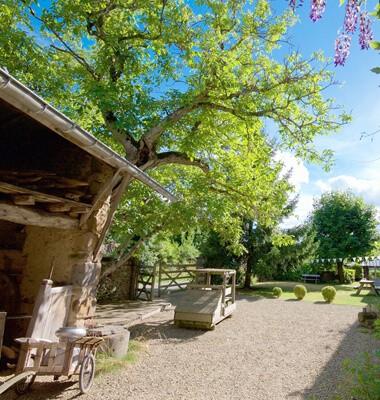 Maison d'hôte en Auvergne, labe