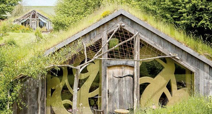 écolodges insolites en Bretagnej
