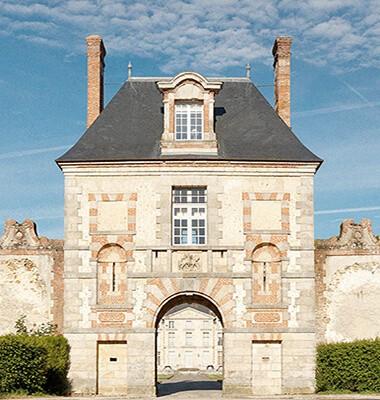 Château Seine et Marne