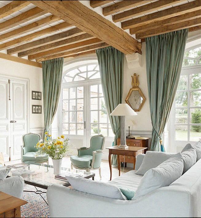 Salon Manoir Cotentin