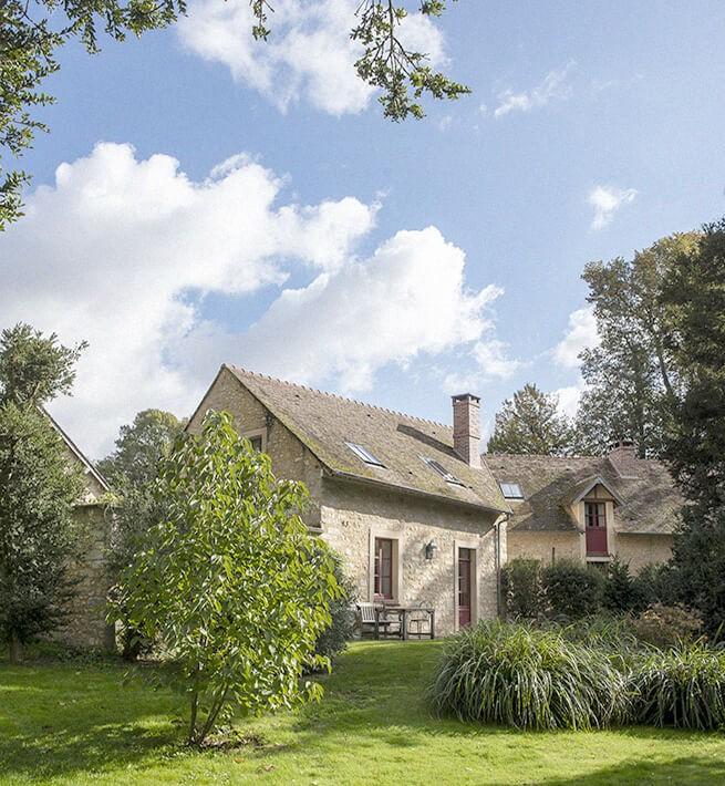 Maison hameau Essonne