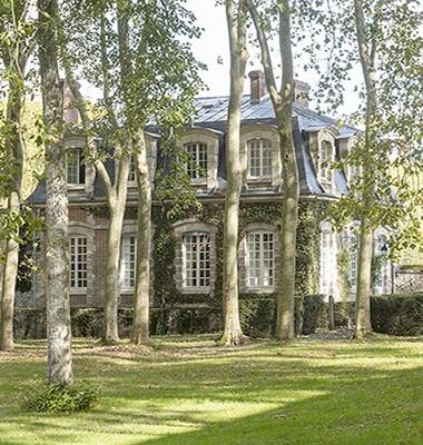 Domaine Essonne jardin