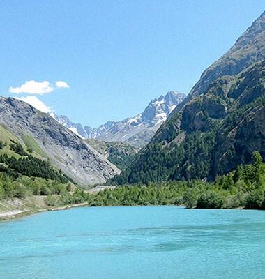 Séjour itinérant Alpes