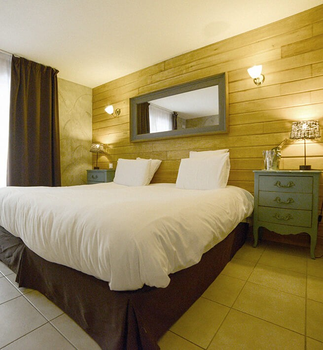 Chambre Hotel Quercy
